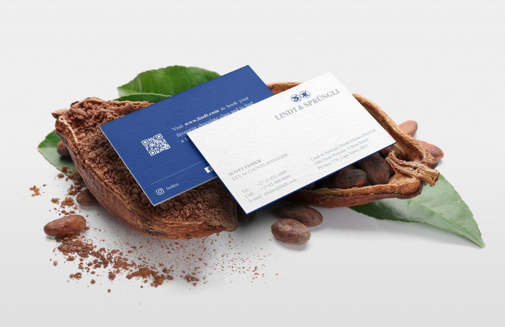 Gestalten für Lindt & Sprüngli - der Brückenschlag vom Kakao zur Visitenkarte.