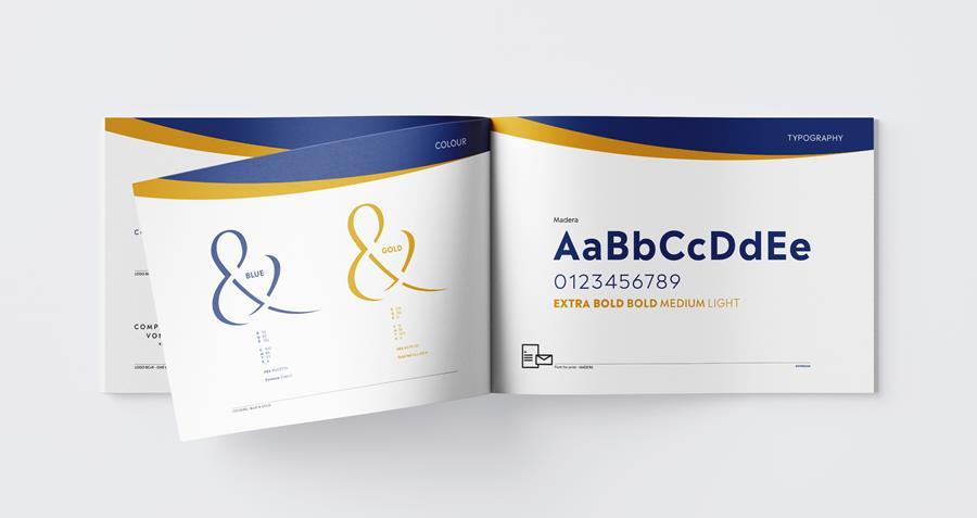 Branding - Logo-Manual Anwaltskanzlei Zürich - by 8chDesign - Schweizer Agentur für Logodesign