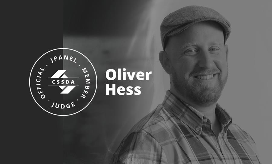 Oliver Hess - UI-UX-Experte Schweiz - Gründer Designagentur 8chDesign - Zürich